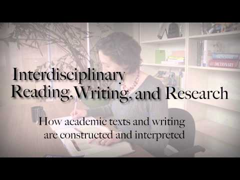 UniversityNow: Interdisciplinary Reading, Writing, and Research
