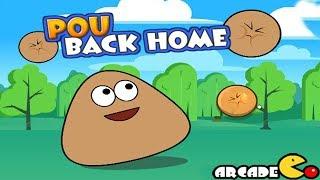 getlinkyoutube.com-Pou Back Home Walkthrough All Level