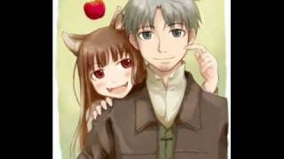 getlinkyoutube.com-Spice and Wolf ED 1 FULL (with lyrics)