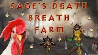 getlinkyoutube.com-[Diablo 3] PTR 2.4 Witch Doctor Sage's Death Breath Farm Build!!!