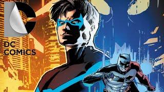 getlinkyoutube.com-DC Comics Rebirth - NIGHTWING & Titans Return!