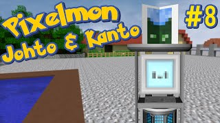 Ranching and Emeralds - Pixelmon Johto and Kanto Minecraft Map Ep. 8