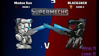 getlinkyoutube.com-[SuperMechs] Random Fights