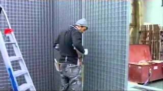 getlinkyoutube.com-طريقة بناء الالواح الهيكلية 3d panel walls
