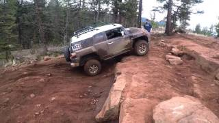 getlinkyoutube.com-FJ CRUISER OFF ROAD COLORADO