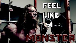 """getlinkyoutube.com-Powerlifting Motivation - """"FEEL LIKE A MONSTER"""""""