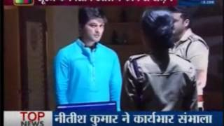 getlinkyoutube.com-Diya Aur Baati Hum: Is Sooraj behind his brother Mohit's death?