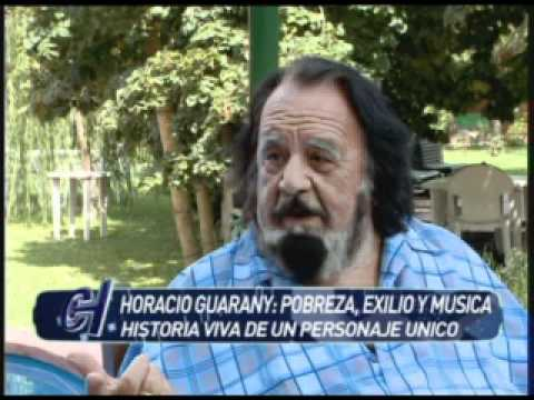 Horacio Guarany Chiche en vivo Entrevista