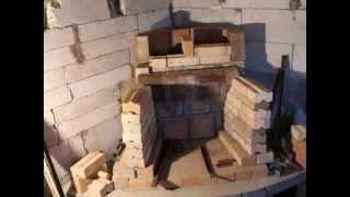 Budowa kuchni kaflowej krok po kroku