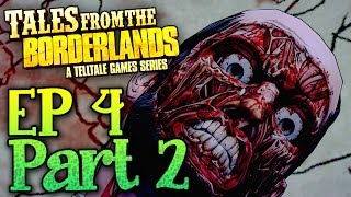 getlinkyoutube.com-Tales from the Borderlands Episode 4 - I WASN'T READY (Gameplay)