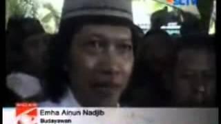 getlinkyoutube.com-Cak Nun bicara tentang Gus Dur saat Ziarah di Tebuireng - berita SCTV