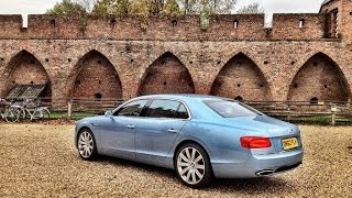 Bentley Flying Spur (English subtitled) - Autovisie TV