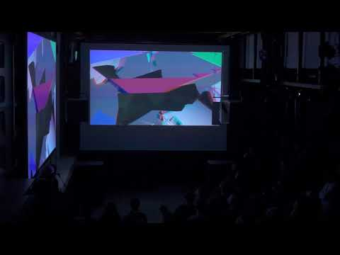 The Superusers - Live in Rotterdam (anaglyph 3D performance)