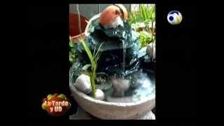 getlinkyoutube.com-Feng shui. Acuarios y fuentes de agua 1 de 2. Yta Sanchez.