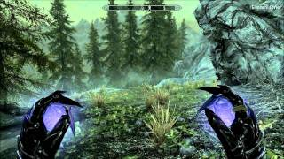 getlinkyoutube.com-Skyrim High Level Mage Gameplay - Boethiah's Calling