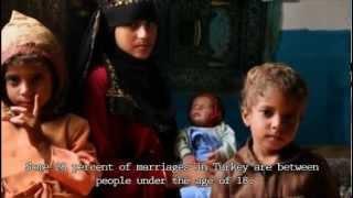 getlinkyoutube.com-Turkey's never ending tragedy: Child Brides