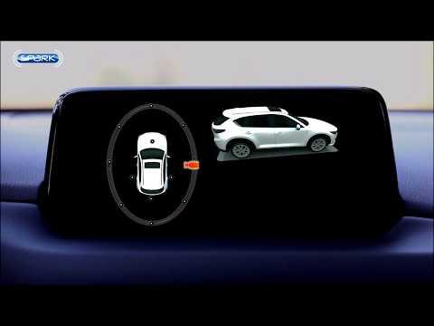 3D Mazda CX 5 -круговой обзор