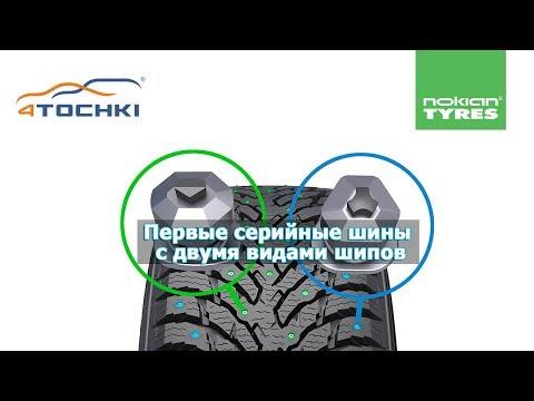 Авторевю: Тест Nokian Hakkapeliitta 9.Первые шины с двумя видами шипов. Шины и диски 4точки - Wheels