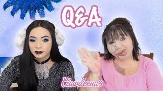 getlinkyoutube.com-Q&A With my mom and Q$A