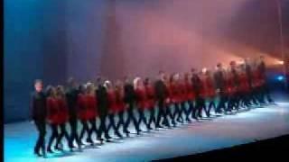 getlinkyoutube.com-Irish Step Dancing (Best show in 2007) Riverdance