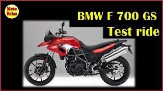 getlinkyoutube.com-BMW F700 GS  - Test ride urbano