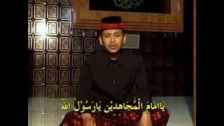 getlinkyoutube.com-Shalawat Tarhim Oleh Gus Hanif (Teks Arab)