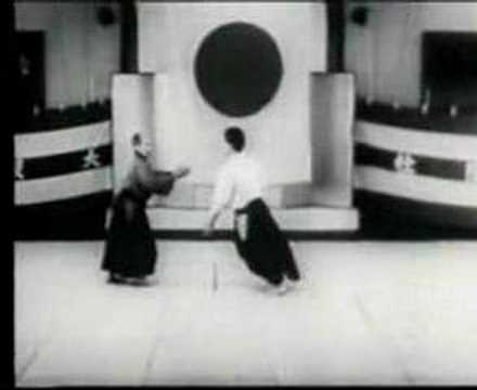 MORIHEI UESHIBA 1935