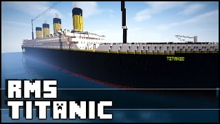 getlinkyoutube.com-Minecraft - Titanic (Epic Recreation)