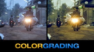 Free Color Grading Presets