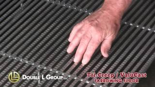 getlinkyoutube.com-TV57 Tri-Creep ValuCast Farrowing Floor