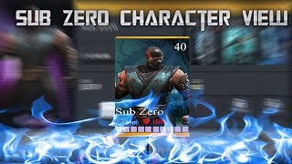 getlinkyoutube.com-Sub Zero Review! Injustice Gods Among Us [SMC]