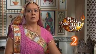 getlinkyoutube.com-Diya Aur Baati Hum 2' Is 'Tu Suraj Main Saanjh Piyaji'