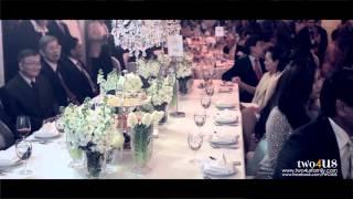 งานแต่งดอน ฉลองสมรส งานเย็น by Two4us