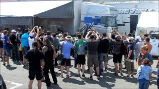 getlinkyoutube.com-Top Fuel Throttle Spectators Reaction
