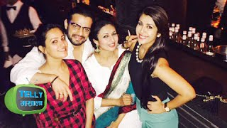 getlinkyoutube.com-Karan Patel Happy with Reel Wives and Real Wife | PICS