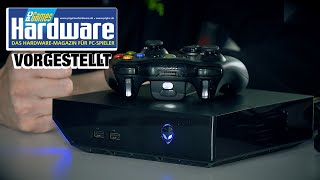 getlinkyoutube.com-Alienware Alpha: Mini-PC ohne Steam OS - Test, Unboxing