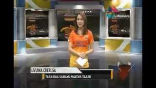 getlinkyoutube.com-Liviana Cherlisa - Kompas Sport Pagi