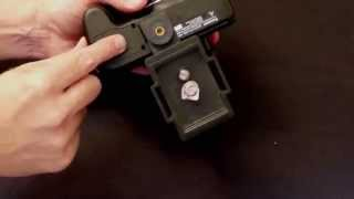 getlinkyoutube.com-Panasonic FZ1000 Battery Card Door Tripod Fix