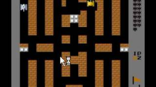 getlinkyoutube.com-Battle City (Tank) NES Download