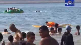 getlinkyoutube.com-شاطئ المحمدية المركز أجمل الشواطئ المغربية يشمل مواصفات عالية ومرافق قيمة في الغياب التام للنظام وال