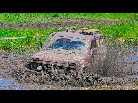 Нива vs ГАЗ-69 vs Уаз vs Suzuki Samurai vs Kia Sportage vs POLARIS RZR XP 1000 (Off-Road 4х4)