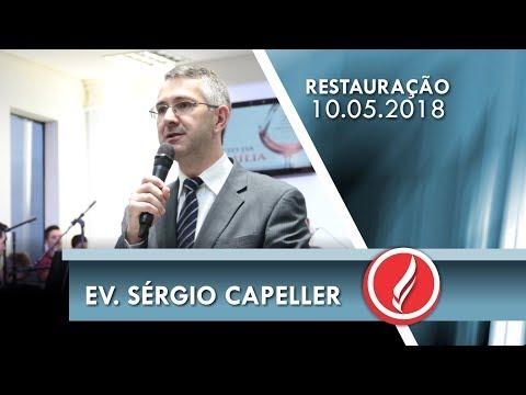 Noite da Restauração - Ev. Sérgio Capeller - 10 05 2018