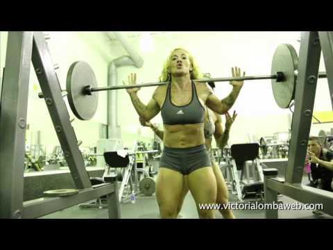 Fitness Motivation @LarissaR_IFBB & @VictorialombaTV
