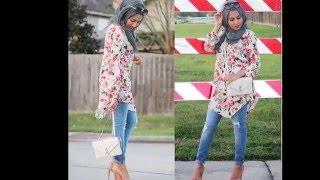 getlinkyoutube.com-Casual Hijab fashion style 2016 part 5|casual hijab outfits|ملابس المحجبات كاجوال