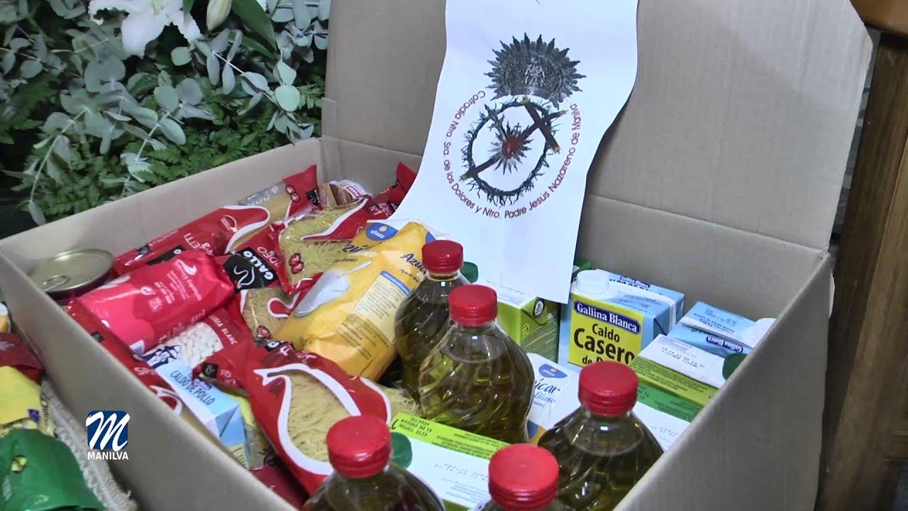 Campaña de recogida de alimentos para el Líbano
