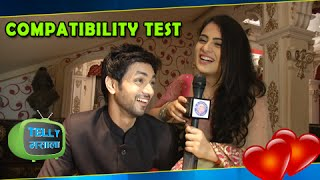 getlinkyoutube.com-Ishaani and Ranveer's Compatibility Test | Meri Aashiqui Tumse Hi