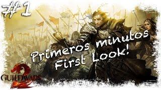 getlinkyoutube.com-Guild Wars 2 Gratis   First Look / Primeros minutos   Gameplay Español mmorpg Free To Play