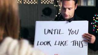 Love Actually - To me you are perfect width=