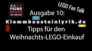 getlinkyoutube.com-Tipps für die LEGO-Weihnachtseinkauf: Lego-Fan-Talk Nr. 10