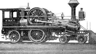 Strange & Extreme TRAINS and Locomotives - PART 1